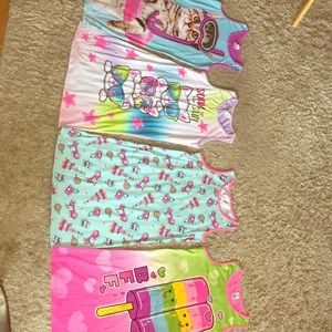 Other - Set of four nightgowns